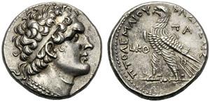 Re Tolemaici d'Egitto, Tolomeo VI ...