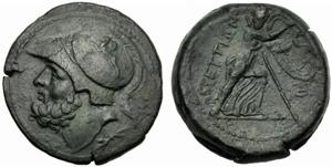 Bruttium, I Brettii, Doppia Unità, c. ...