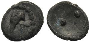 Sicilia, Hexas, Agrigento, c. 440-420 a.C.; ...