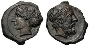 Sicilia, Emilitra, Entella, c. 425-404 a.C.; ...