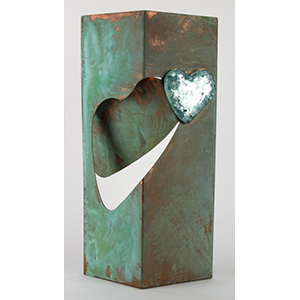 CARLO CANESTRARI Grumo 1922 - 1988    Heart ...