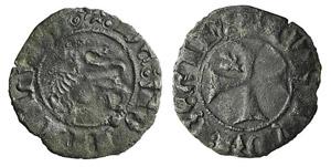 Italy, L'Aquila. Giovanna II di Durazzo ...