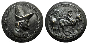Giovanni VIII Paleologo (1391-1448), Emperor ...