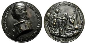 Sperandio da Mantova (c. 1425-1504). Carlo ...