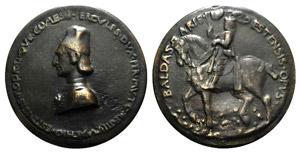 Ercole I d'Este (1431-1505), second duke ...