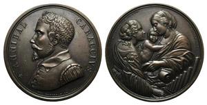 Annibale Carracci (1560-1600). Æ Medal ...