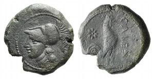 Campania, Cales, c. 265-240 BC. Æ (18mm, ...