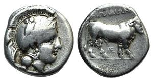 Campania, Nola, c. 400-385 BC. AR Stater ...