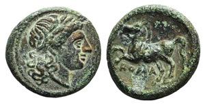Anonymous, Rome, c. 235 BC. Æ (16mm, 2.90g, ...
