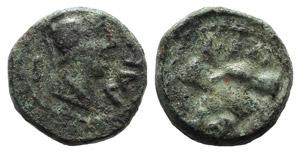 Northern Lucania, Paestum, c. 90-44 BC. Æ ...