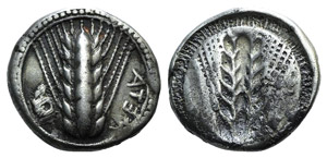 Southern Lucania, Metapontion, c. 470-440 ...