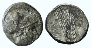 Southern Lucania, Metapontion, c. 340-330 ...