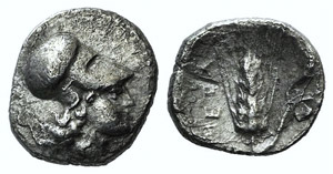 Southern Lucania, Metapontion, c. 325-275 ...