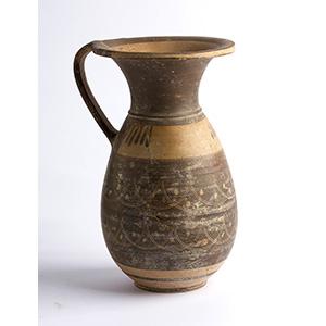 Olpe etrusco-corinzia Fine del VII secolo ...