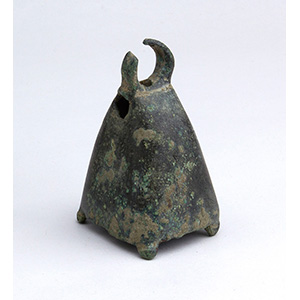 Roman bronze bell 1st - 3rd century AD; ;