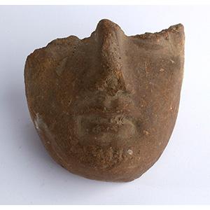 Frammento di testa femminile Magna Grecia, ...
