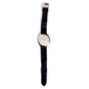 An 18K gold Wristwatch , by AUDEMARS PIGUET ...