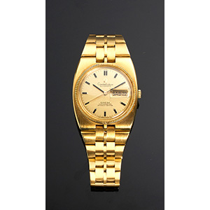 Omega Constellation Automatic Wrist Watch; ...