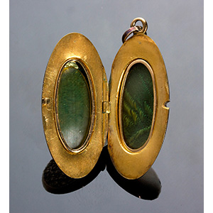 Antique Art Decò 18K yellow gold ...