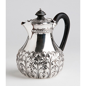 A small Sterling Silver  (925‰) Jug, ...