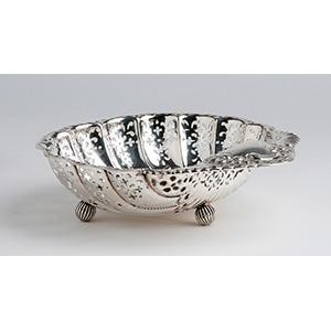 Elegant Sterling Silver (925‰) Basket  ...