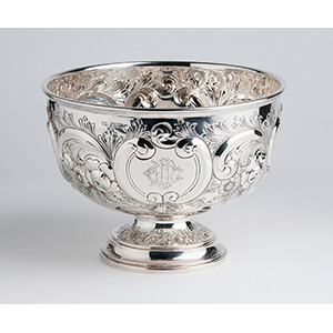 Bowl Vittoriana in argento 925‰ -  LEE & ...