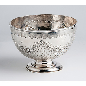 Bowl  Edoardiana in argento 925‰ -  HUNT & ...