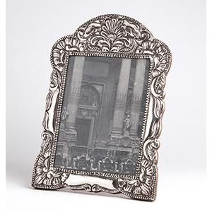 Cornice in argento 925‰ - inizio XX secolo ...
