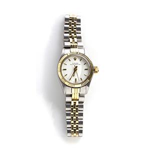 Vintage Ladies Rolex Oyster Perpetual ...