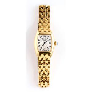 FRANCK MULLER, Ladies 18K gold wristwatch - ...