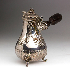 A French egoiste Solid silver 950 ‰ ...