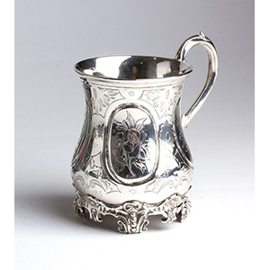 Antique Victorian Sterling Silver 925‰ ...