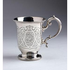 Sterling Silver 925% Mug - Hobson, James ...