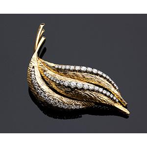 Van Cleef & Arpels. - 18K Gold ...