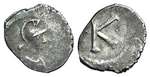 Anonymous, time of Justinian I, c. AD 530. ...