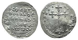 Constantine VII and Romanus I (913-959). AR ...