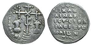 Nicephorus III Botaniates with ...