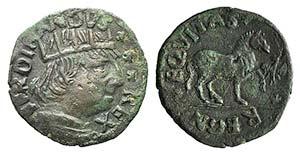 Italy, lAquila. Ferdinando I dAragona ...