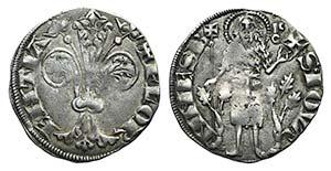 Italy, Firenze, Republic, 1189-1533. AR ...