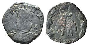 Italy, Napoli. Filippo IV (1621-1665). Æ ...