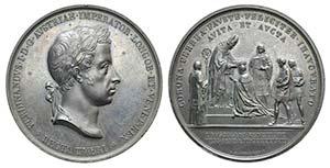 Italy, Milano. Ferdinando I Imperatore ...