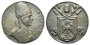 Papal, Benedetto VIII (1012-1024). Æ ...