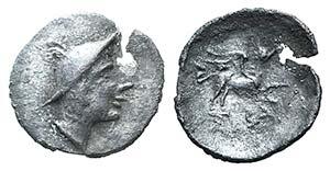 Central Italy, Alba Fucens, c. 280-275 BC. ...