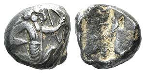 Persia, Achaemenid Empire, c. 455-420 BC. AR ...