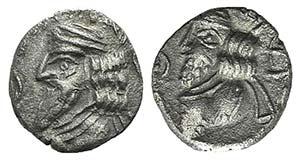 Kings of Persis. Pakor (Pakōr II) (1st ...