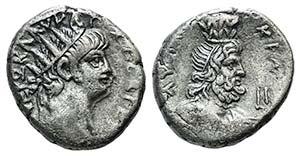 Nero (54-68). Egypt, Alexandria. BI ...