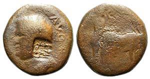 Titus (Caesar, 69-79). Phoenicia, Berytus. ...