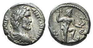Antoninus Pius (138-161). Egypt, Alexandria. ...