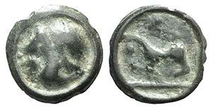 Celtic, Northeast Gaul. Senones, c. 100-50 ...