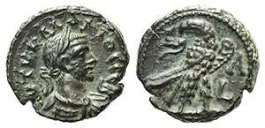 Claudius II (268-270). Egypt, Alexandria. BI ...
